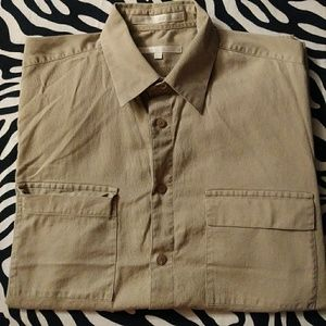 Perry Ellis Cottons shirt